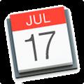 Apple calendar setup