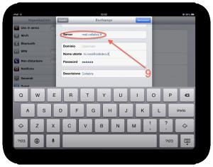 IOS Exchange per iPad