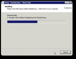 Backup installazione windows 10