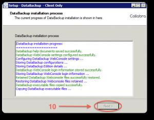 Backup installazione windows 10.1