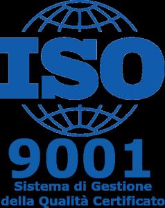 Sistema di Gestione della Qualità Certificato ISO 9001