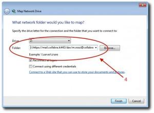 Valigetta Collabra su Windows 7